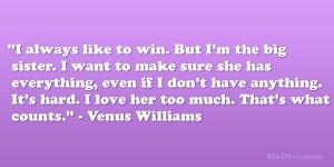 Venus Williams Phenomenal...