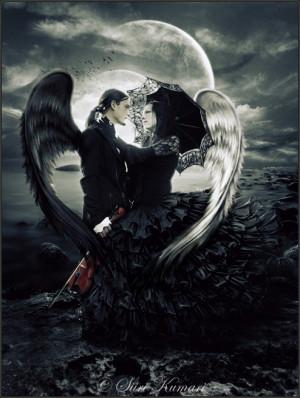 Gothic Romance by Kechake
