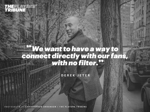 Derek Jeter Fun Quote