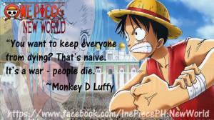 13. Luffy