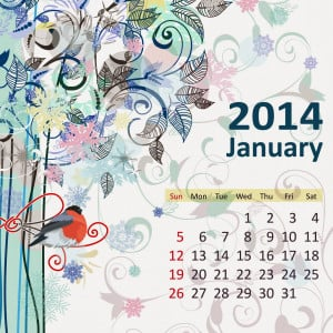 january 2014 yearly calendar 2014 yearly calendars from here january ...