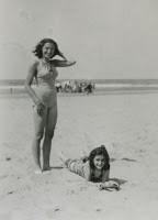 Ana, Margot y Edith Frank, la familia van Pels y Fritz Pfeffer no ...