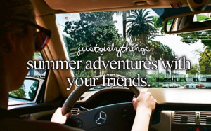 Tell us about your plans with your friends during Summer! :)
