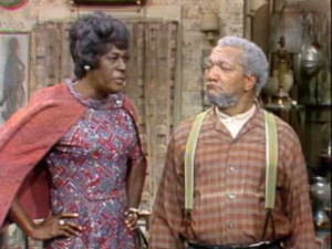 The Verbal Smackdowns of Fred Sanford