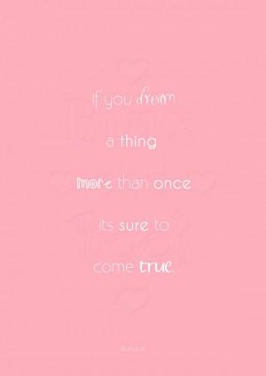... Word Art. Aurora Sleeping Beauty Quote (Printable) on Etsy, $6.59