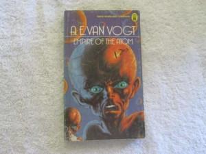 Empire of the Atom - A.E. Van Vogt