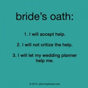 Funny Wedding Planning Quotes Funny wedding quote