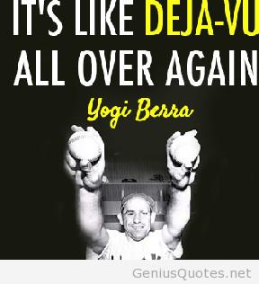 Yogi Berra top quotes