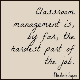 Conquering Classroom Management