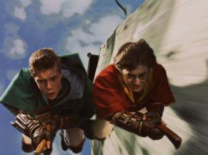 Gryffindor Quidditch Team Khs