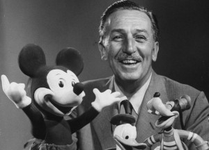 What I learned about creative thinking from Walt Disney