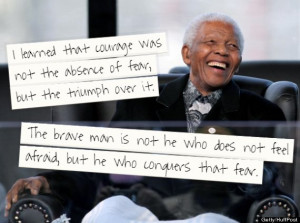 Nelson Mandela's 5 Most Inspiring Quotes (PHOTOS)