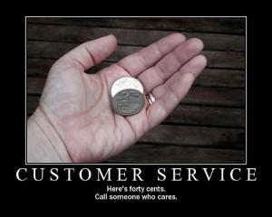 bad customer service quotes