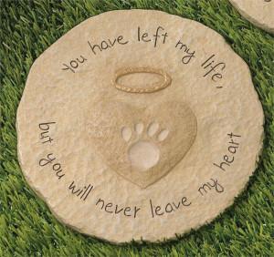 Death of a Pet Remembrance