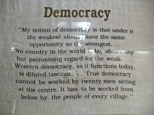 written to Mahatma Gandhi without an address or Mahatma Gandhi ...