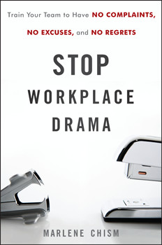 Stop Workplace Drama The Book