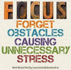 Focus Quote More