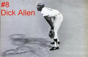 Richie Allen Baseball Bats
