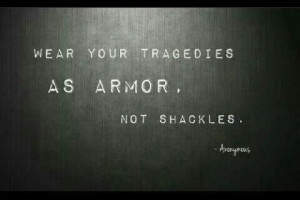 Shackles A Help for narcissistic sociopath relationship survivors