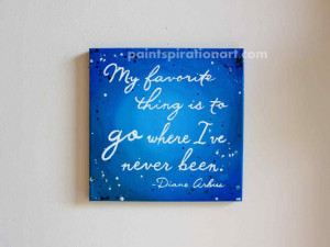 Travel Wall Art Canvas Quote Painting - Sayings on Canvas Affordable ...