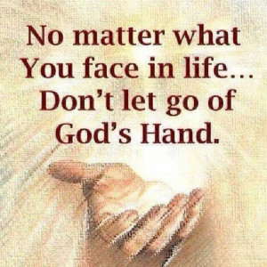 God's Hand...