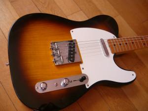 Displaying 19 Gallery Images For Fender Telecaster Sunburst