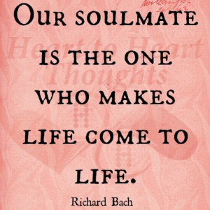 When Will I Find My Soulmate ?
