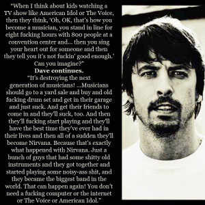 Dave Grohl's quote #1