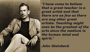 John steinbeck famous quotes 1