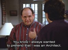 George Costanza, Art Vandelay. Seinfeld. More