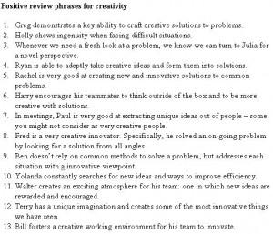 ... in employee self evaluation phrases employee evaluation checklist