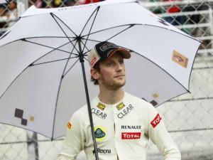 Romain Grosjean, DNF, E20-01