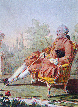 Paul-Henri Thiry, Baron d'Holbach