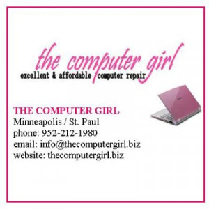 The Computer Girl