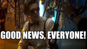 Doctor Who quotes Futurama