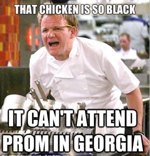 meme gordon ramsay Hell's Kitchen