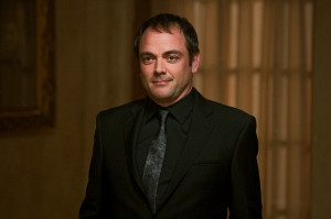 Mark Sheppard Promoted as Regular in Supernatural