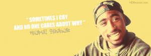 2pac Quotes Facebook Cover Fb Covers Wallpaper - Quotepaty.Com