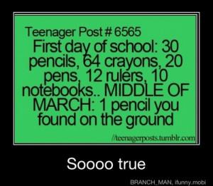 Funny School...
