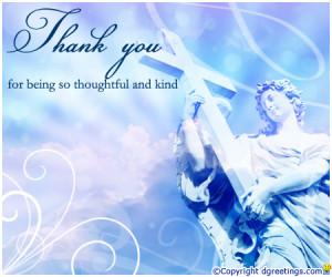 Religious Thank You Quotes