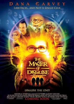 The Master Of Disguise - Movie Posters
