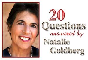 Interview with Natalie Goldberg