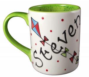Kite Design Mug 12oz
