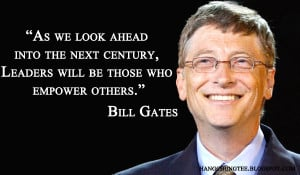 bill gates a quotation from bill gates