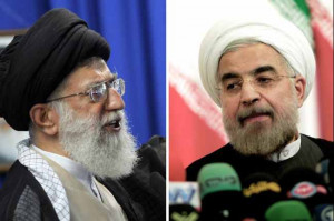 Iranian president Hassan Rohani said in a speech at the Women's Day ...