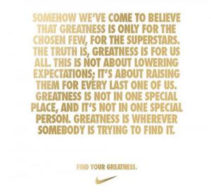 nike # greatness # golden # true # athletes # hardwork # softball ...