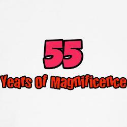 55Th Birthday Sayings T-Shirts & Tees