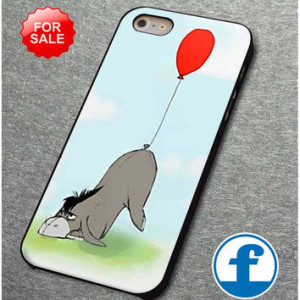 Eeyore Winnie The Pooh Quotes - zzz for iPhone 4/4S/5/5S/5C/6... More