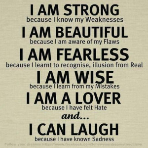 76585-I m strong quotes