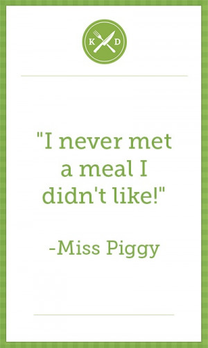 To get more inspirational food quotes—and some delicious food ideas ...